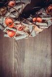 Στεφάνι καρδιών Στοκ Εικόνες