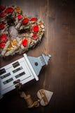 Στεφάνι καρδιών Στοκ εικόνα με δικαίωμα ελεύθερης χρήσης