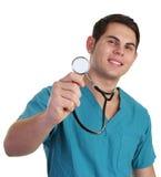 στηθοσκόπιο γιατρών στοκ φωτογραφία με δικαίωμα ελεύθερης χρήσης