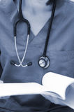 στηθοσκόπιο ιατρικών ανα&p Στοκ φωτογραφίες με δικαίωμα ελεύθερης χρήσης
