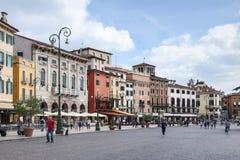 Στηθόδεσμος πλατειών στη Βερόνα στοκ φωτογραφία με δικαίωμα ελεύθερης χρήσης