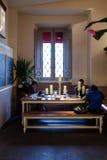 Στηθόδεσμοι Cafè Στοκ Εικόνες