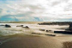 Στην άμμο Στοκ Εικόνα