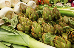 Στην αγορά στην Ιταλία Στοκ φωτογραφία με δικαίωμα ελεύθερης χρήσης