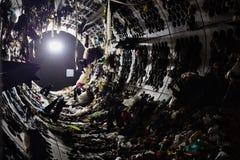 Στην ανακύκλωση των εγκαταστάσεων μέσα στο φίλτρο τυμπάνων ή την περιστροφή κυλινδρικού του Si στοκ εικόνες