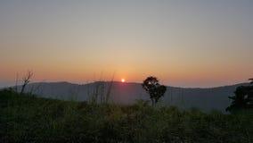 Στην αυγή στοκ φωτογραφίες