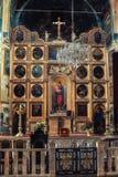 Στην εκκλησία Surb Gevorg στο Tbilisi στοκ εικόνες