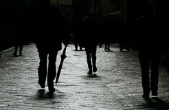 Στην οδό. Στοκ φωτογραφία με δικαίωμα ελεύθερης χρήσης
