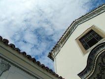 Στην παλαιά πόλη Plovdiv, Βουλγαρία λεπτομέρειες Στοκ Εικόνες