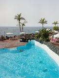 Στην παραλία Tenerife Στοκ Φωτογραφίες