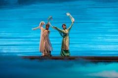"""Στην πρακτική αθάνατος-Kunqu Opera""""Madame άσπρο Snake† Στοκ φωτογραφίες με δικαίωμα ελεύθερης χρήσης"""