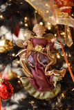 Στηρίγματα Χριστουγέννων Στοκ Εικόνες