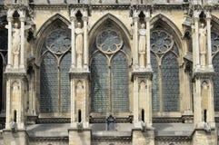 στηρίζει τα Windows του Reims καθε&del Στοκ εικόνα με δικαίωμα ελεύθερης χρήσης