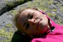 στηργμένος ήλιος Στοκ φωτογραφίες με δικαίωμα ελεύθερης χρήσης
