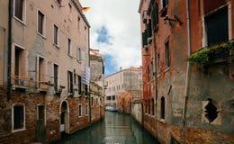 Στη Βενετία Στοκ Φωτογραφίες