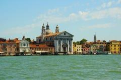 Στη Βενετία Στοκ εικόνες με δικαίωμα ελεύθερης χρήσης