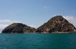 Στη θάλασσα στη μαρίνα κόλπων του Ρόσλυν κοντά σε Yeppoon στην περιοχή Αιγοκέρου στο κεντρικό Queensland, Αυστραλία στοκ φωτογραφίες