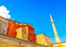 Στη Ιστανμπούλ στην Τουρκία Στοκ Φωτογραφία