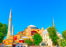 Στη Ιστανμπούλ στην Τουρκία Στοκ φωτογραφία με δικαίωμα ελεύθερης χρήσης