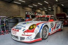 Στη SPA Francorchamps η SPA ένωση έξι ιστορική αυτοκινήτων Grand Prix ωρών στοκ εικόνα
