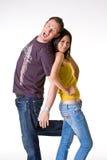 στιγμές ρομαντικές στοκ εικόνα με δικαίωμα ελεύθερης χρήσης