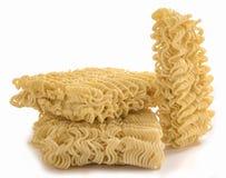 στιγμιαία απομονωμένα noodles Στοκ Εικόνα