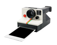 Στιγμιαία φωτογραφική μηχανή Στοκ Εικόνες