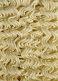 Στιγμιαία noodles, μακροεντολή Στοκ φωτογραφία με δικαίωμα ελεύθερης χρήσης