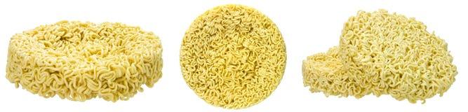στιγμιαία noodles Στοκ εικόνες με δικαίωμα ελεύθερης χρήσης