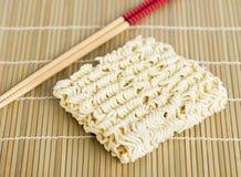 στιγμιαία noodles Στοκ εικόνα με δικαίωμα ελεύθερης χρήσης