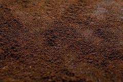 Στιγμιαίος καφές ως σύσταση στοκ φωτογραφία με δικαίωμα ελεύθερης χρήσης