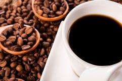 Στιγμιαίος καφές στοκ εικόνα με δικαίωμα ελεύθερης χρήσης