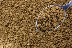 Στιγμιαίος καφές. στοκ φωτογραφία με δικαίωμα ελεύθερης χρήσης
