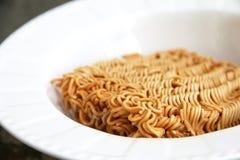 στιγμιαίο noodle κύπελλων ακα Στοκ Φωτογραφία