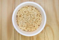 στιγμιαίο noodle Στοκ Φωτογραφίες