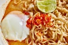 στιγμιαίο noodle Στοκ εικόνα με δικαίωμα ελεύθερης χρήσης