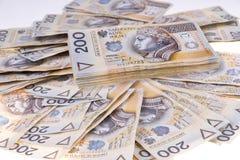 στιλβωτική ουσία χρημάτων Στοκ φωτογραφία με δικαίωμα ελεύθερης χρήσης