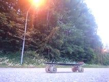 Στις άγρια περιοχές Στοκ φωτογραφία με δικαίωμα ελεύθερης χρήσης