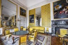 Στις αίθουσες των Βερσαλλιών Στοκ φωτογραφίες με δικαίωμα ελεύθερης χρήσης