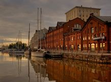 στις αρχές πρωινού του Ε&lambd Στοκ Εικόνες