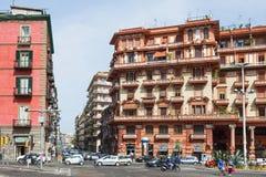 Στις οδούς της Νάπολης, Ιταλία Στοκ φωτογραφίες με δικαίωμα ελεύθερης χρήσης
