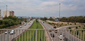 Στις οδούς Antalya Στοκ Εικόνες
