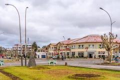 Στις οδούς Antsirabe Στοκ εικόνες με δικαίωμα ελεύθερης χρήσης