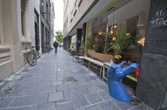 Στις οδούς Antwerpen Στοκ Εικόνες
