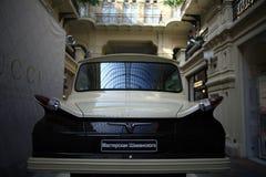 στις 12 Σεπτεμβρίου της Μόσχας, ΡΩΣΙΑ †«: Έκθεση των σπάνιων εκλεκτής ποιότητας αυτοκινήτων στη ΓΟΜΜΑ στις 4 Σεπτεμβρίου 2014 Στοκ εικόνες με δικαίωμα ελεύθερης χρήσης