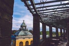 Στοά εικόνων Sanssouci στο Πότσνταμ Στοκ Εικόνα