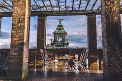 Στοά εικόνων Sanssouci στο Πότσνταμ Στοκ Φωτογραφίες