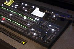 Στοά τηλεοπτικής ραδιοφωνικής μετάδοσης Στοκ Εικόνες