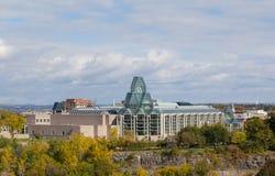 στοά του Καναδά εθνική Στοκ φωτογραφία με δικαίωμα ελεύθερης χρήσης