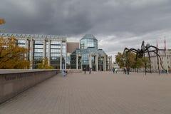στοά του Καναδά εθνική Στοκ εικόνες με δικαίωμα ελεύθερης χρήσης